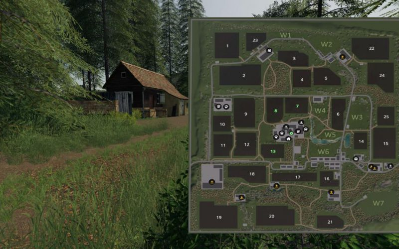 DREISTERNHOF MAP V1.0.0.5