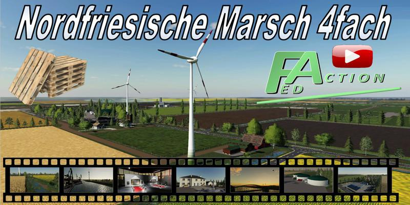 NORTH FRISIAN MARCH 4X V2.1