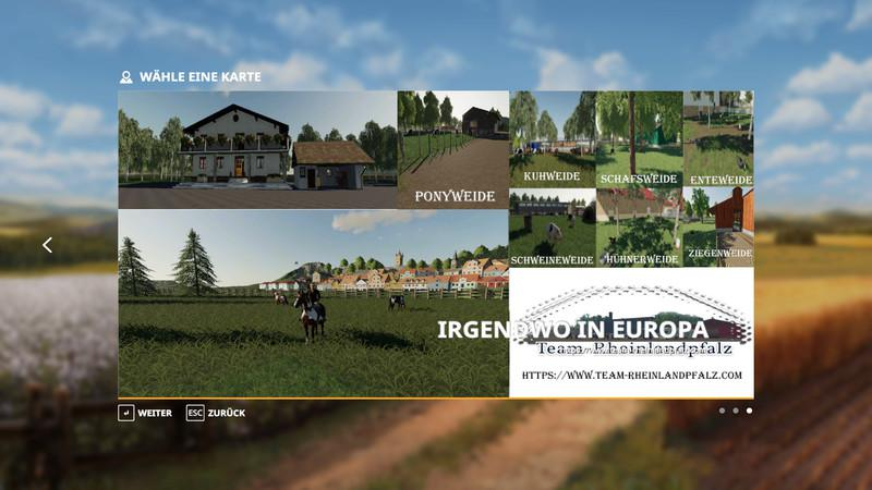 SOMEWHERE IN EUROPE 4X MAP V1.3.5 Final