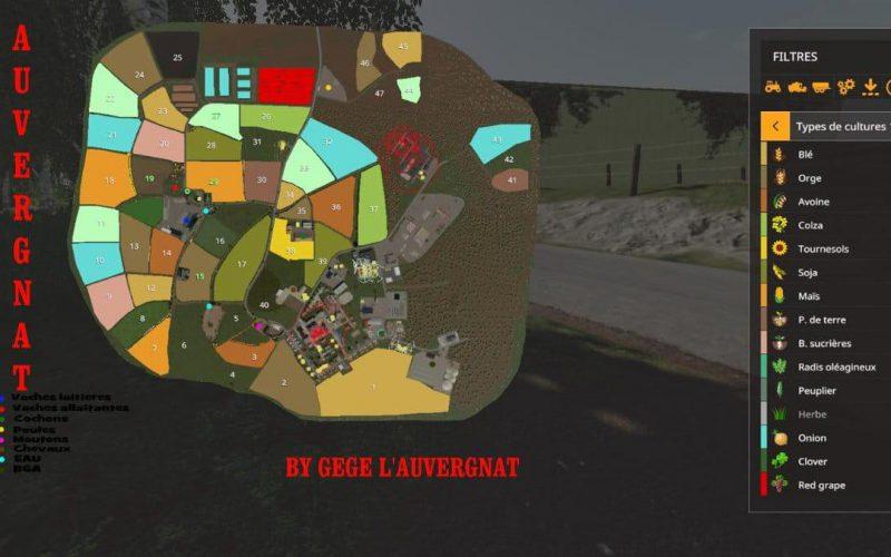 L'AUVERGNATE MAP V1.0
