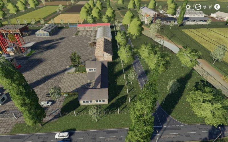 SZARVASI MGTSZ MAP V1.0